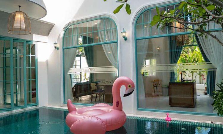 DNVL2 - Villa gần cầu Tiên Sơn Đà Nẵng 4 phòng ngủ