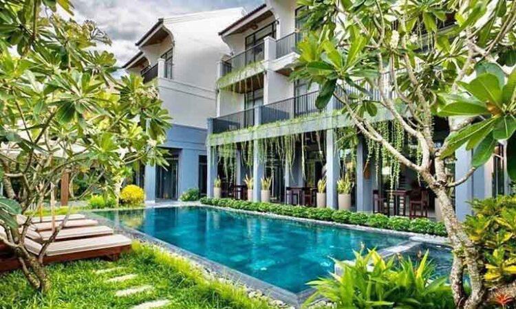 havl5 - Villa sân vườn biển An Bàng 9 phòng ngủ