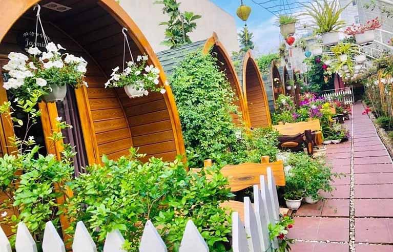 DNHOME1 - Homestay nhà gỗ biển Mỹ Khê siêu cute