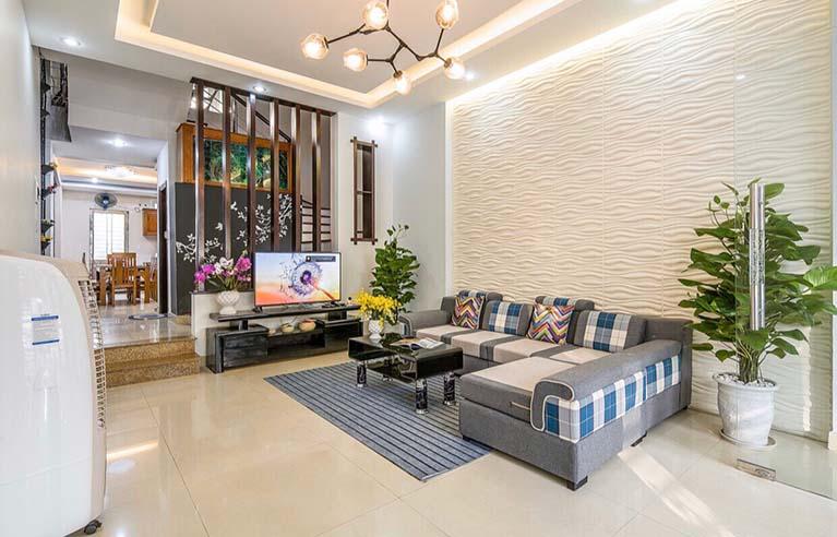 DNHOME3 - Homestay biển Phạm Văn Đồng 5 phòng ngủ