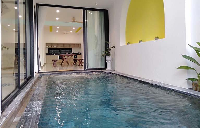 DNVL20 - Villa gần biển Mỹ Khê 5 phòng ngủ
