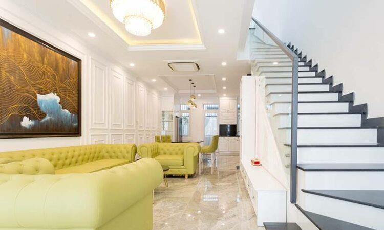 DNVL22 - Villa gần big C 4 phòng ngủ