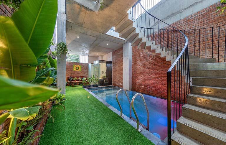 DNVL5 - Villa biển Mân Thái 4 phòng ngủ