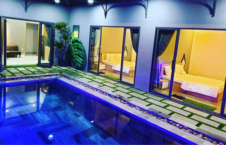 DNVL6 - Villa gần cầu Thuận Phước 4 phòng ngủ
