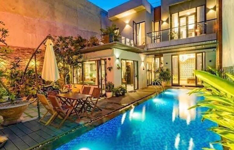 DNVL8 - Villa gần cầu Thuận Phước 3 phòng ngủ