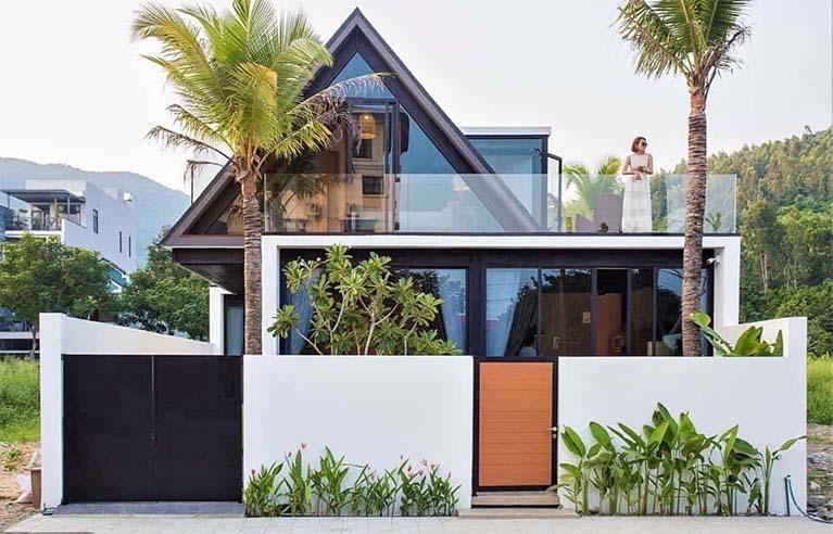 DNVL9 - Villa Sơn Trà nguyên căn 4 phòng ngủ