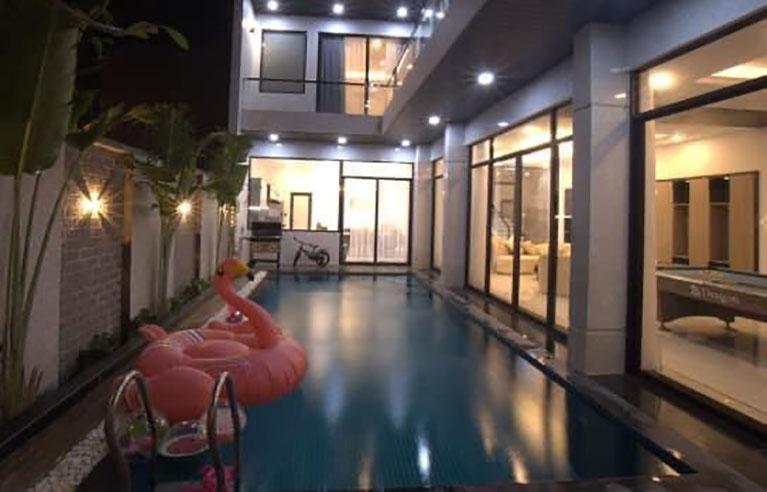 DNVL23 - Villa 5 phòng ngủ gần biển Phạm Văn Đồng