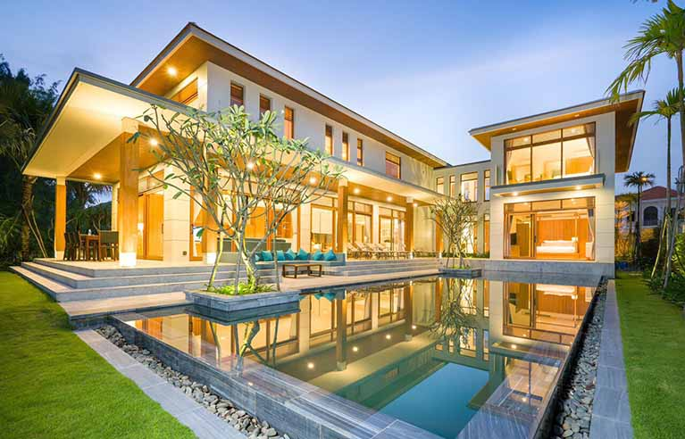DNVL27 - Ocean estates Villa 2/3/4/5 phòng ngủ
