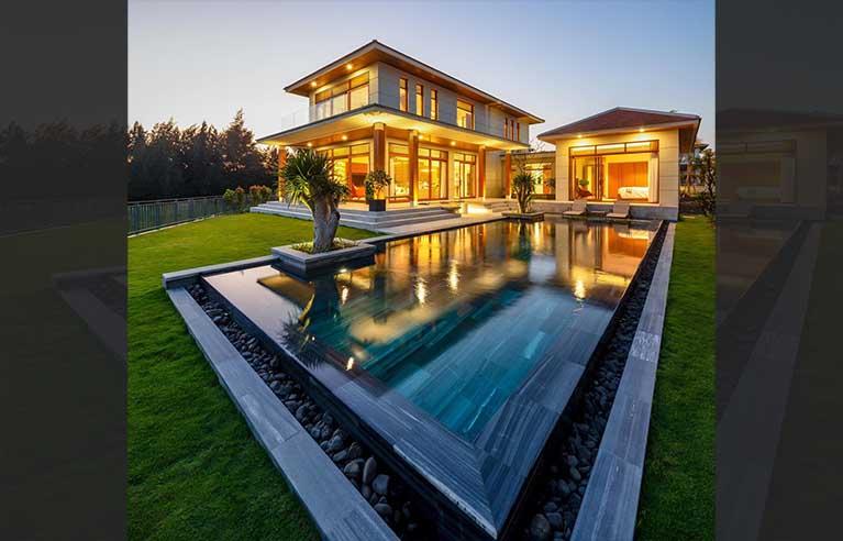DNVL28 - Ocean estates Villa 2/3/4/5 phòng ngủ