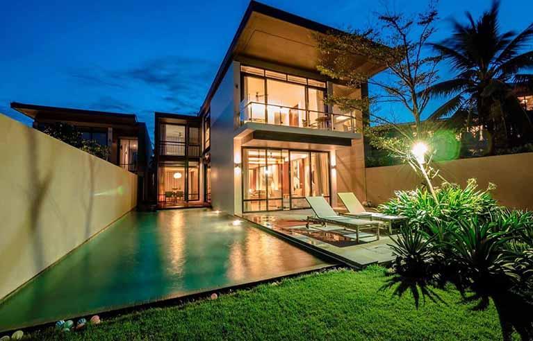 DNVL32 - Villa 2,3 phòng ngủ gần bãi tắm Sơn Thuỷ