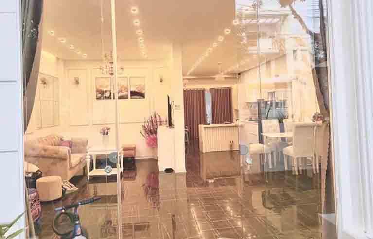 DNVL35 - Villa 5 phòng ngủ gần cầu Tiên Sơn