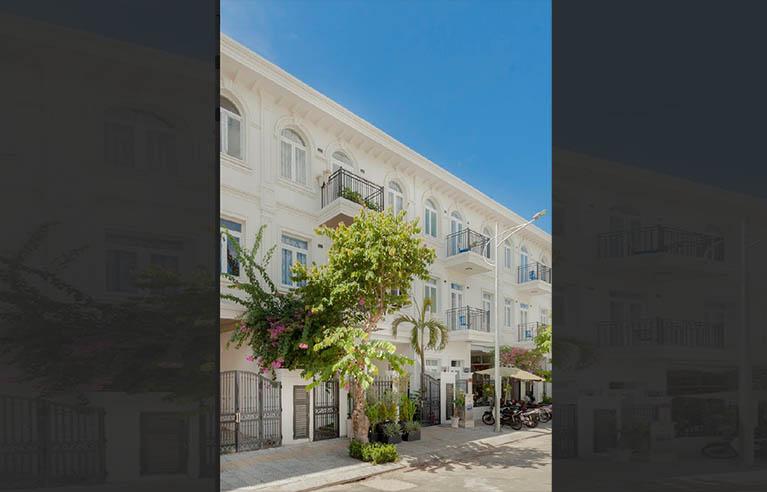 DNVL37 - Villa 5 phòng ngủ trung tâm thành phố