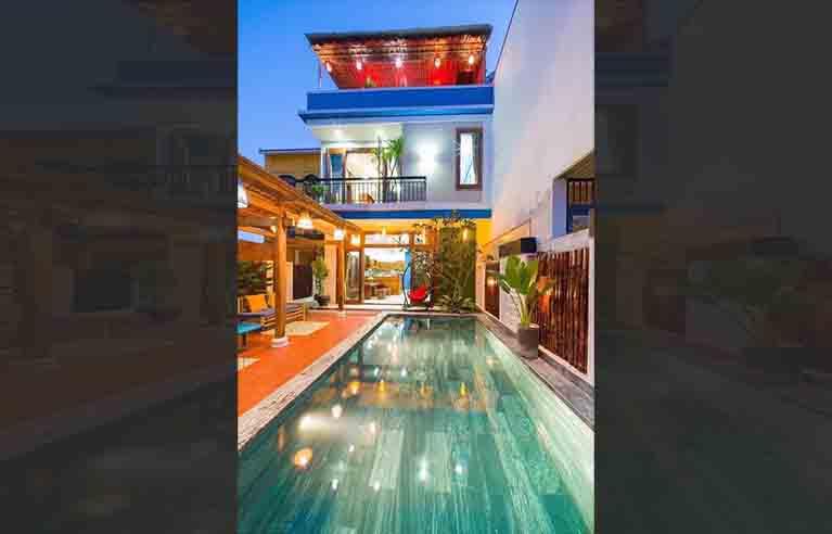 HAVL22 - Villa 5 phòng ngủ biển An Bàng