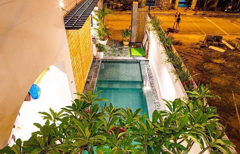 HAVL31 - Villa 4 phòng ngủ biển An Bàng