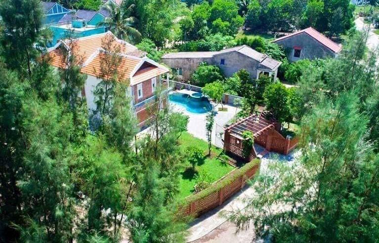 HAVL32 - Villa 5 phòng ngủ gần rừng dừa, Hội An