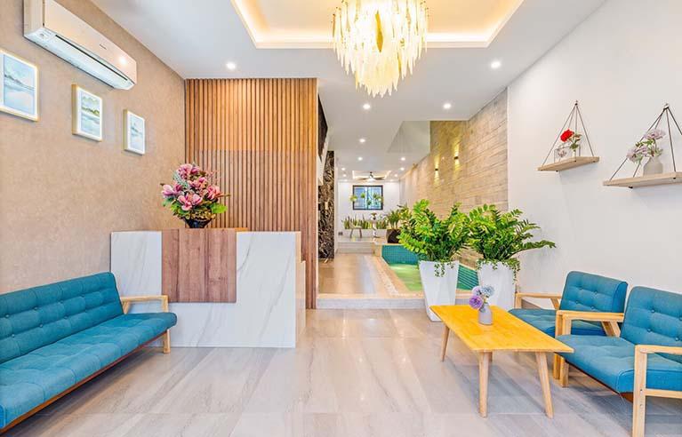 DNVL38 - Villa 6 phòng ngủ biển Phạm Văn Đồng