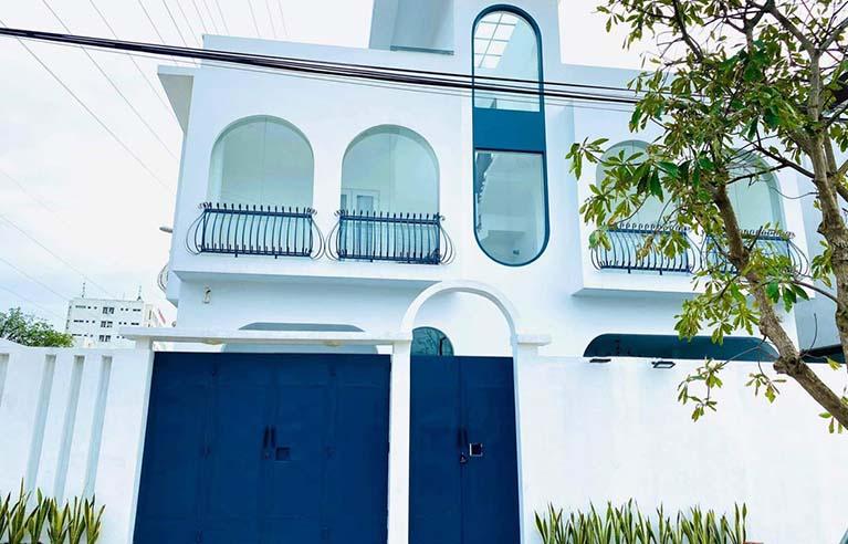 DNVL40 - Villa 9 phòng ngủ cầu Tiên Sơn