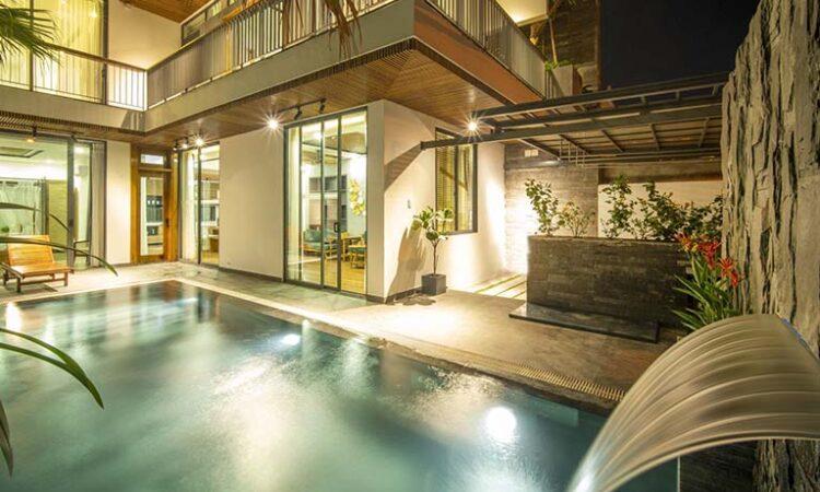 DNVL42 - Villa gần cầu Tiên Sơn 5 phòng ngủ