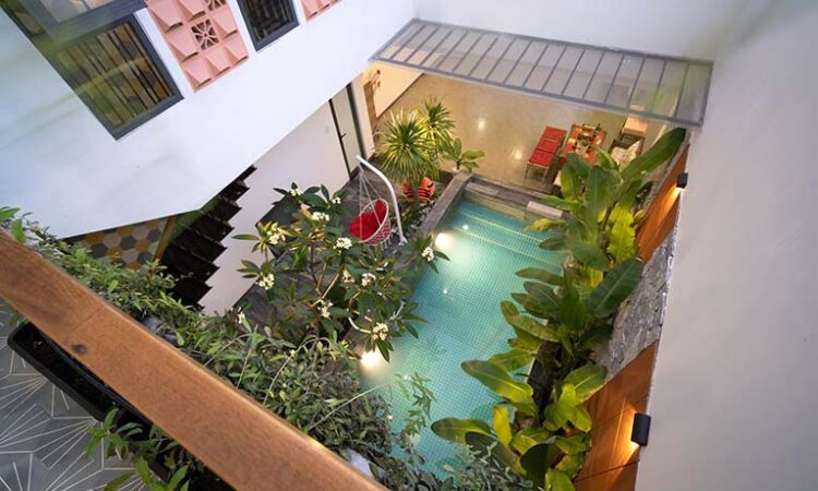 DNVL45 - Villa gần bãi tắm T20 5 phòng ngủ