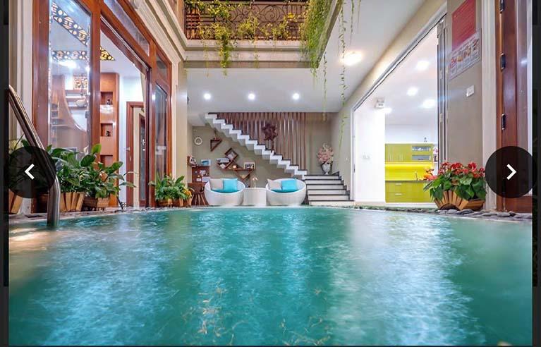 HAVL36 - Villa 5 phòng ngủ Tân An, Hội An