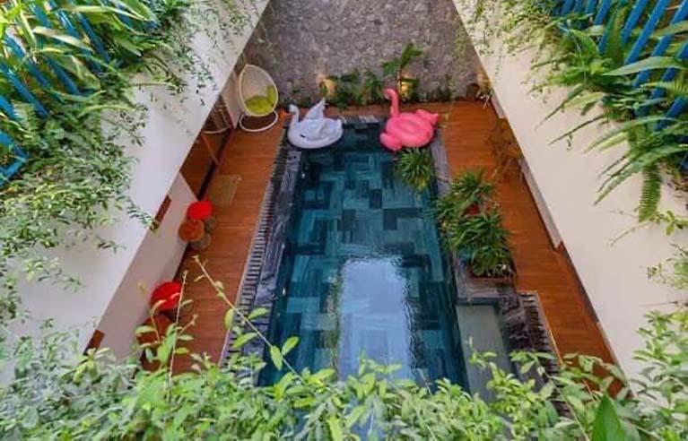 HAVL41 - Villa 8 phòng ngủ gần biển An Bàng