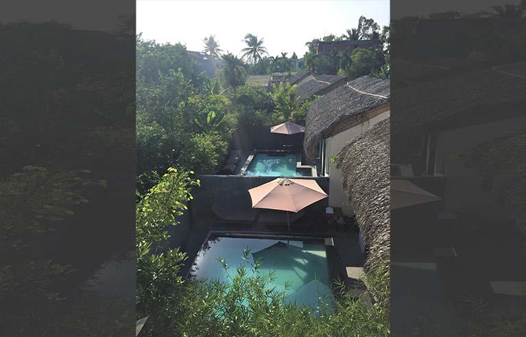 HAVL42- Villa 1/2 phòng ngủ Cẩm Thanh, Hội An