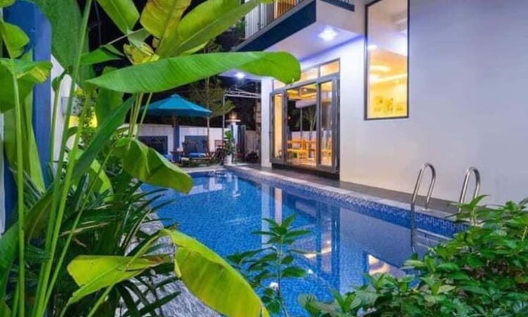 HAVL44 - Villa 7 phòng ngủ gần biển An Bàng