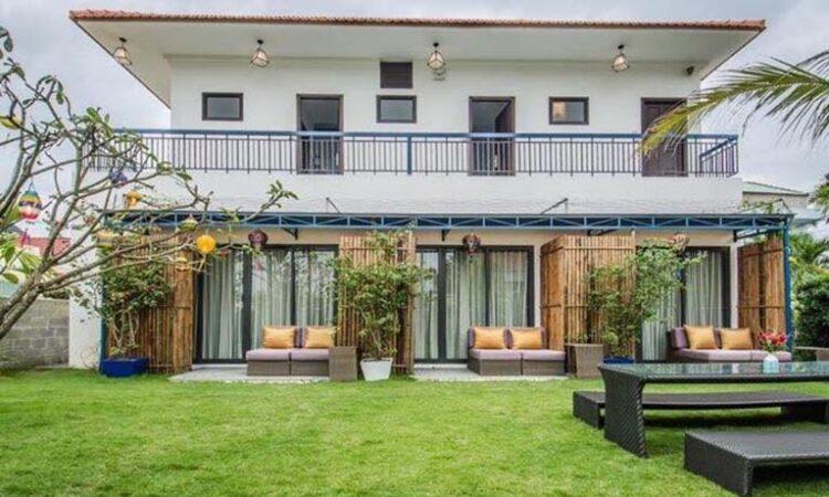 HAVL46 - Villa sân vườn 9 phòng ngủ Cẩm Châu