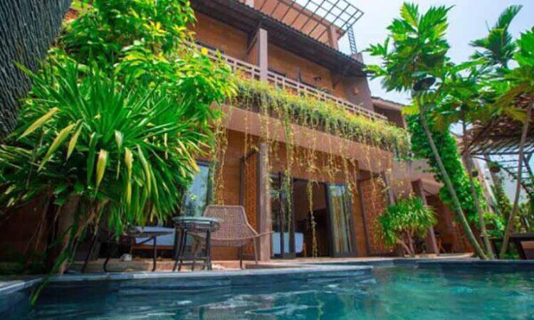 HAVL48 - Villa 6 phòng ngủ gần biển An Bàng