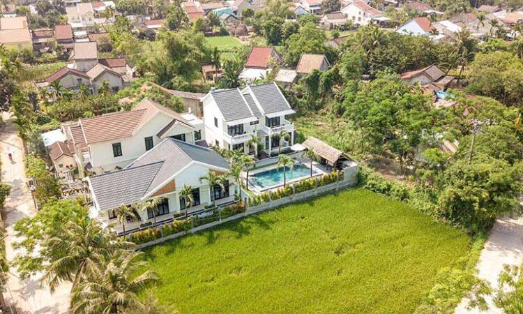 HAVL51 - Villa 7 phòng ngủ Thanh Hà, Hội An