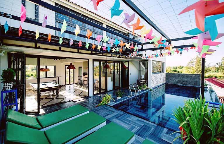 HAVL52 - Villa 10 phòng ngủ Cẩm Hà